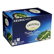 Twinings Nightly Calm Herbal Tea Single Serve K Cups