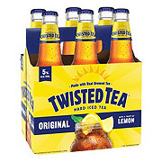 Twisted Tea Hard Iced Tea 12 oz Bottles