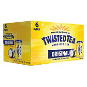 Twisted Tea Original 6 Pack Cans
