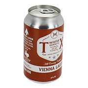 Twisted X Brewing Company Vienna Lager  Beer 12 oz  Cans