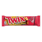 Twix Creamy Peanut Butter To Go Bars