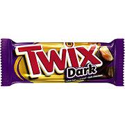 Twix Dark Chocolate Singles Size Cookie Bar Candy