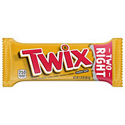 Twix Full Size Chocolate & Caramel Cookie Bar