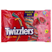 Twizzlers Pull 'n' Peel Twizted Strawberry Blast Snack Size Candy