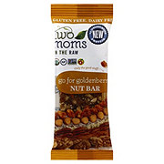 Two Moms in the Raw Go for Goldenberry Nut Bar