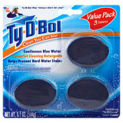 Ty-D-Bol Automatic Toilet Bowl Cleaner Tablets