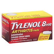 Tylenol 8 HR Arthritis Pain Extended Release 650 mg Tablets