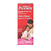 Tylenol Children's Bubblegum Oral Suspension