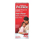 Tylenol Children's Oral Suspension
