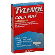 Tylenol Cold Max Daytime Caplets