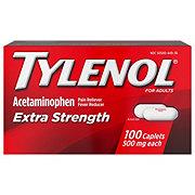Tylenol Extra Strength 500 mg Caplets
