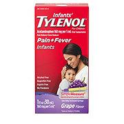 Tylenol Infants' Pain + Fever Grape Oral Suspension