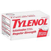 Tylenol Regular Strength 325 mg Tablets