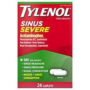 Tylenol Sinus Severe Caplets