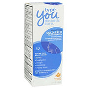 Type You Nighttime Cold & Flu Max Strength