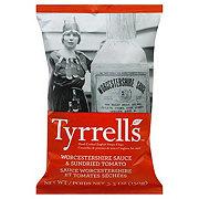 Tyrrell's Worcestershire Sauce & Sundried Tomato Potato Chips