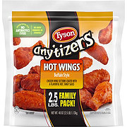 Tyson Any'tizer Buffalo Style Hot Wings