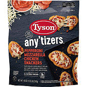 Tyson Any'tizers Pepperoni Mozzarella Chicken Snackers