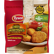 Tyson Cheesy Chicken Nuggets