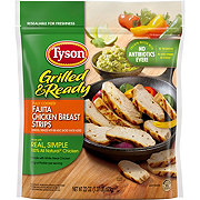 Tyson Fajita Chicken Strips