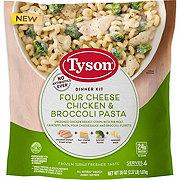 Tyson Four Cheese Chicken & Broccoli Pasta