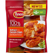 Tyson Fully Cooked Buffalo Style Chicken Strips
