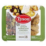 Tyson Fully Cooked Lemon Parmesan Chicken Dinner Kit
