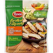 Tyson Grilled & Ready Fajita Chicken Strips