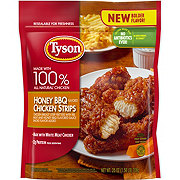 Tyson Honey BBQ Chicken Strips