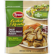 Tyson Natural Grilled Nuggets