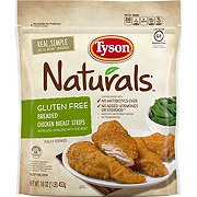 Tyson Naturals Gluten Free Breaded Chicken Breast Strips