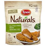 Tyson Naturals Gluten Free Chicken Strips