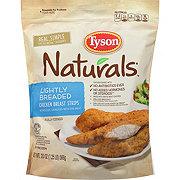 Tyson Naturals Lightly Breaded Chicken Strips