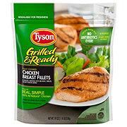 Tyson Organic Premium Grilled Chicken Breasts
