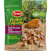Tyson Oven Roasted Diced Chicken Breast