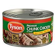 Tyson Premium Chunk Chicken In Water