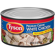 Tyson Premium Chunk White Chicken In Water