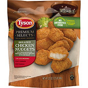 Tyson Premium Select Chicken Nuggets