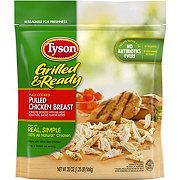 Tyson Pulled Chicken Breast