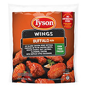 Tyson Uncooked Buffalo Style Seasoned Wings