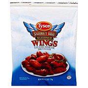 Tyson Uncooked Smokey BBQ Seasoned Wings
