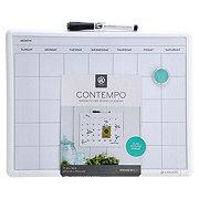 U Brands Magnetic White Dry Erase Calendar