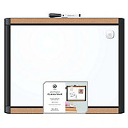 U Brands Pin-It Dry Erase Board 16x20 in