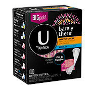 U by Kotex Barely There Pantiliners