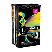 U by Kotex Fitness Liners Regular
