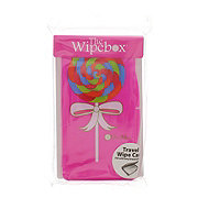 UberMom The Wipebox Pink Lollipop