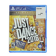 Ubisoft Just Dance 2016 for PlayStation 4