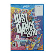Ubisoft Just Dance 2016 for Wii U