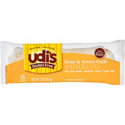 Udi's Gluten Free Burrito Bean & Green Chile with Tomatoes & Cheese