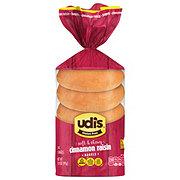 Udi's Gluten Free Cinnamon Raisin Bagel